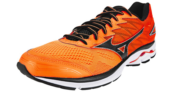 Mizuno Wave Rider 20 - Zapatillas para correr Hombre - naranja